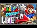 Let's Stream - 10.28.17 | Super Mario Odyssey w/ GrandStarYoshi