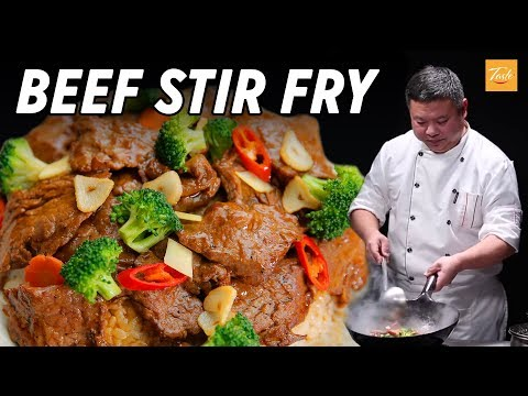 How to Cook Perfect Beef Stir Fry Every Time