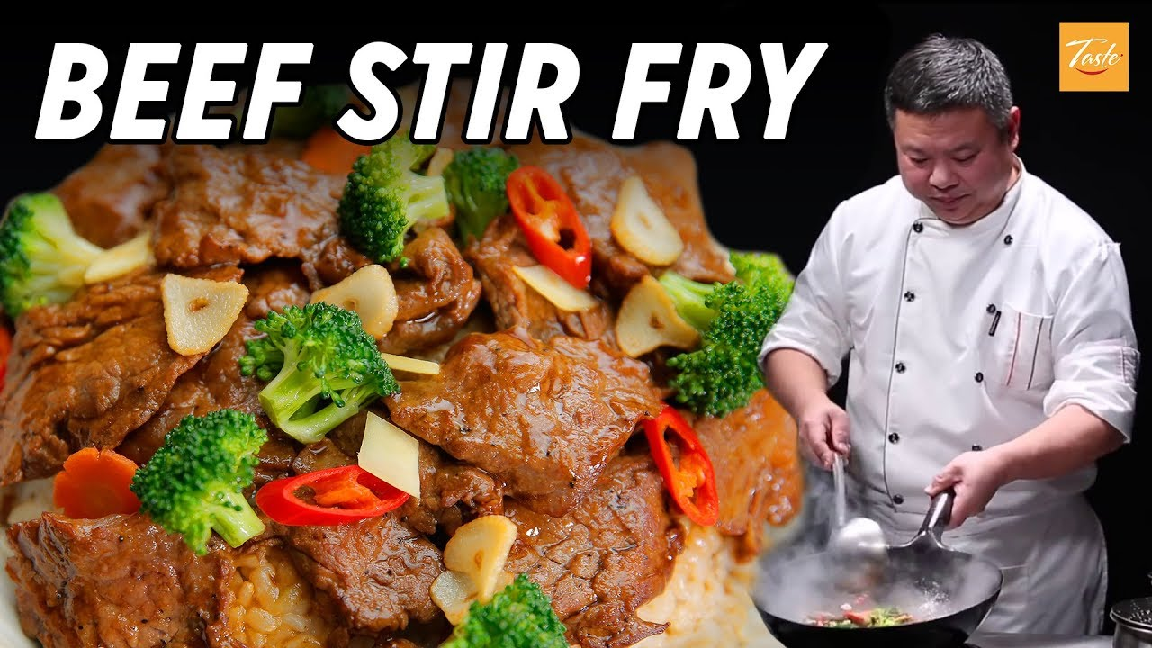 How To Cook Perfect Beef Stir Fry Every Time Youtube