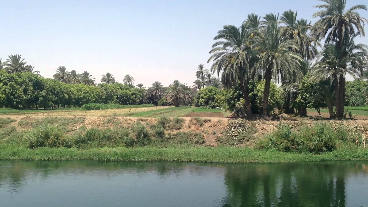NILE DRIFT - 40 Minutes of Relaxing Nile Cruise Footage ...