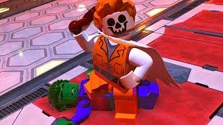NOWE SUPER MOCE!  - LEGO DC Super Villains PL #3