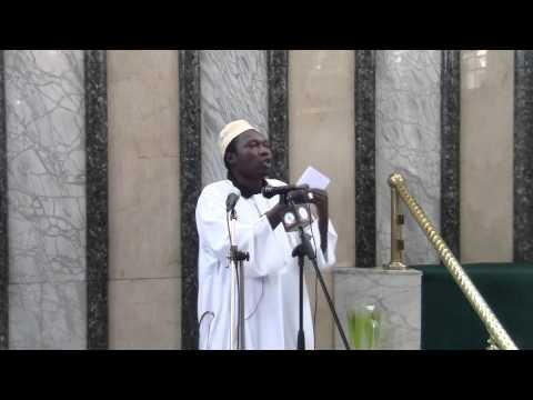 The importance of Surah Al Kahf in our daily lives - Sh. Ahmad Khassim