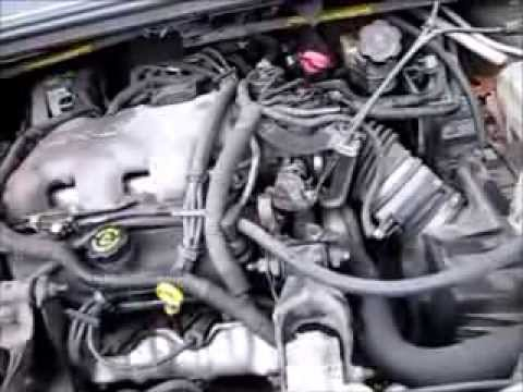 Transmission problems 2001 pontiac aztec  YouTube