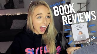 READING MY BAD BOOK REVIEWS OMG