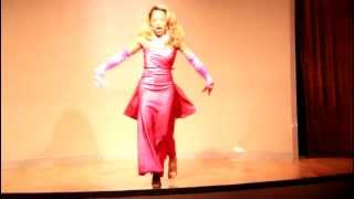 Epiphany B. Lee performs Material Girl for Madonnarama @ TOWN DANCE BOUTIQUE