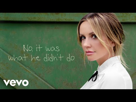 Carly Pearce - What He Didn't Do (Lyric Video)