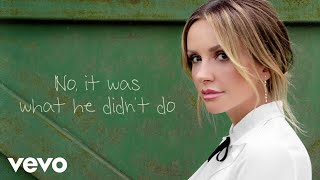 Carly Pearce  What He Didn't Do (Lyric Video)