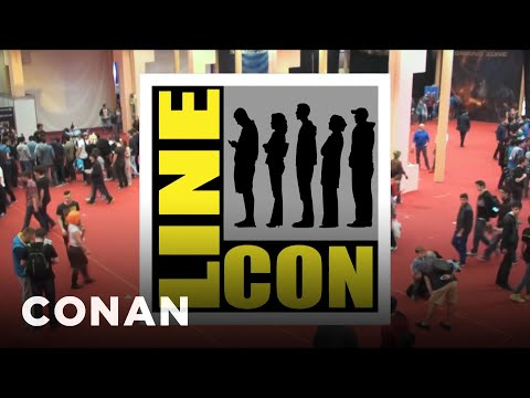 Thumbnail: Register Now For LineCon - CONAN on TBS