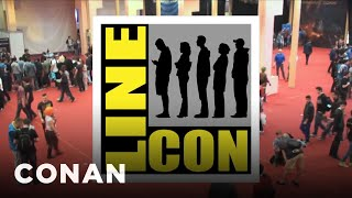 Register Now For LineCon  - CONAN on TBS