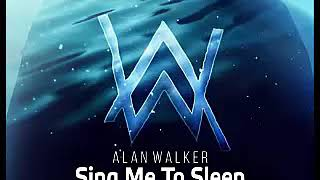 Alan Walker Sing Me To Sleep pl & en