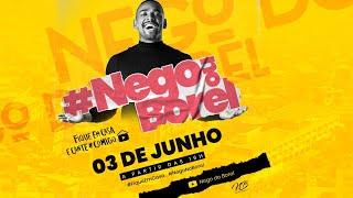 Live #NegoNoBorel...