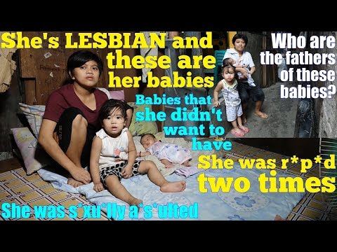 Travel to Manila Philippines and Meet this Lesbian Filipino with 2 Kids. My Trip to South America