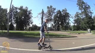 Видео обзоры Space Scooter Х580, белый