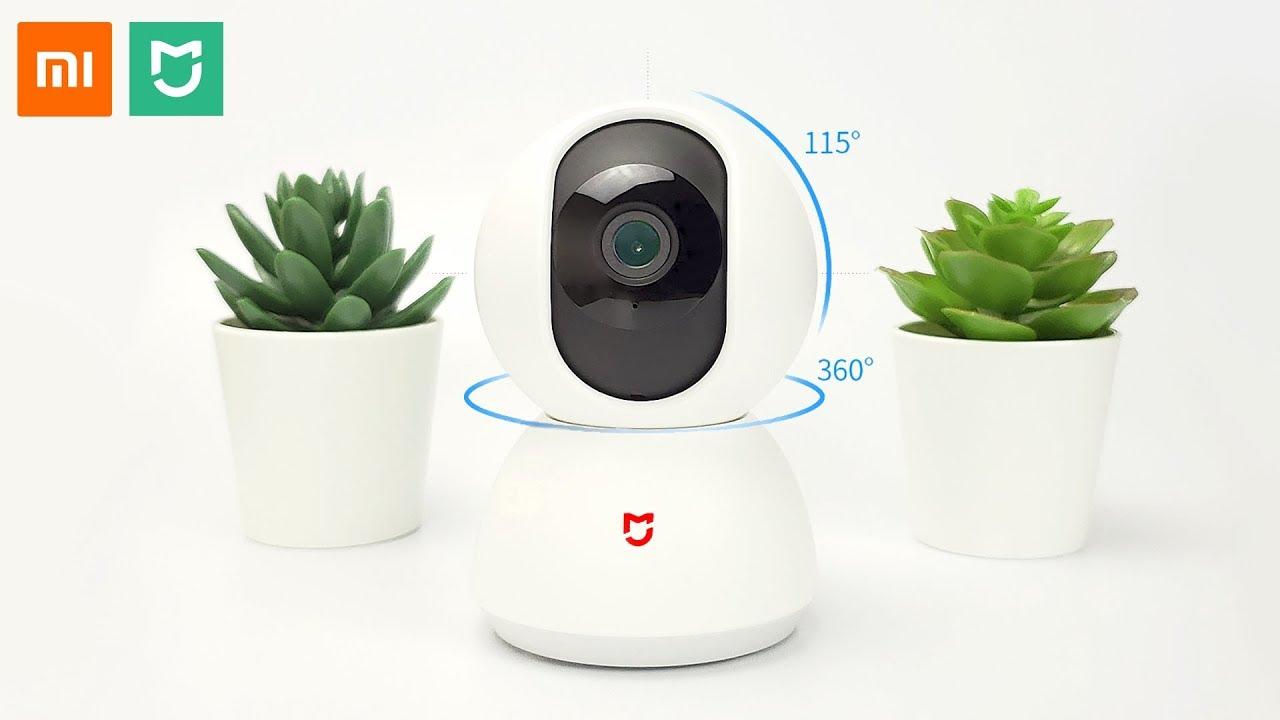 Обзор Xiaomi Mijia 360° 1080p поворотная IP камера с ...
