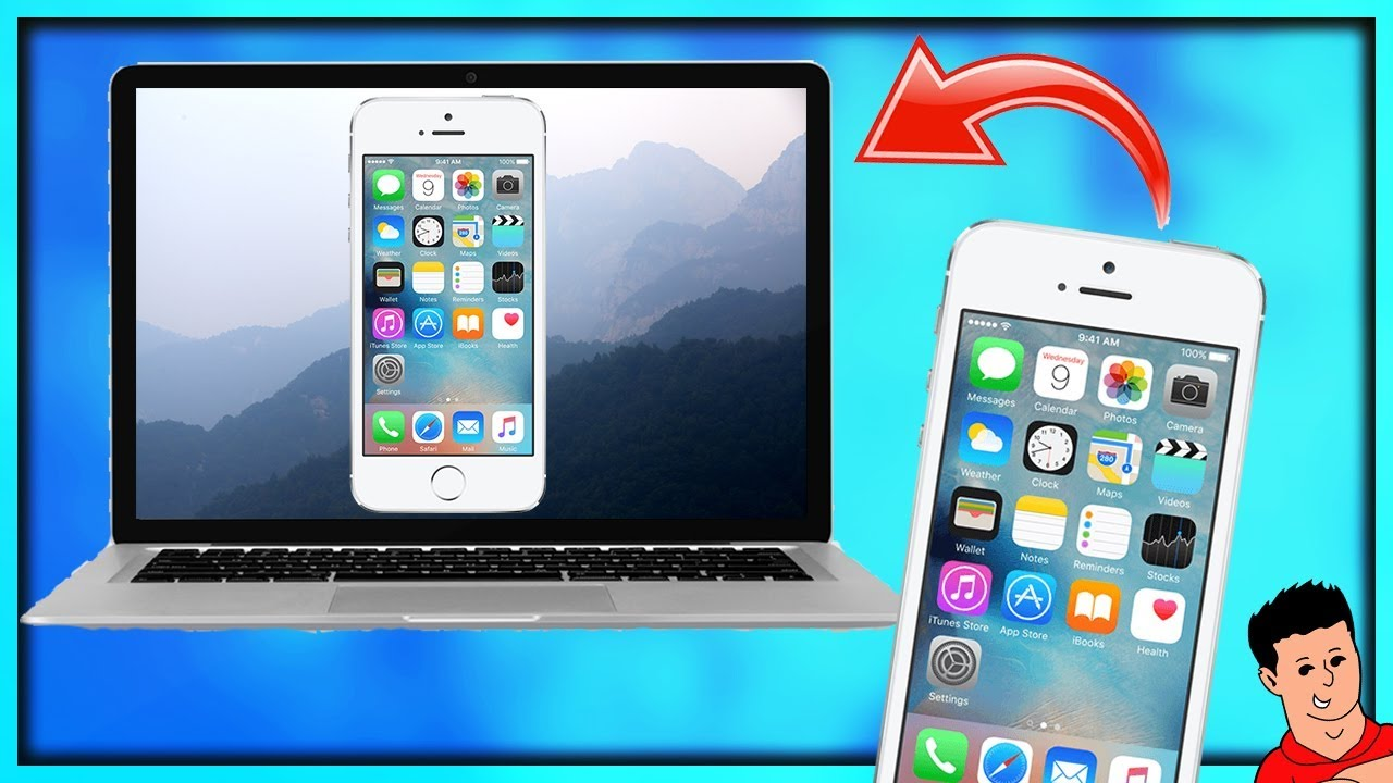 How to Mirror iPhone Screen to PC for Free 6
