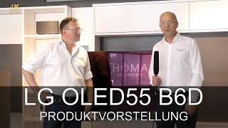 lg oled b6 serie 2016 oled55b6 produktvorstellung thomas electronic online shop 65b6
