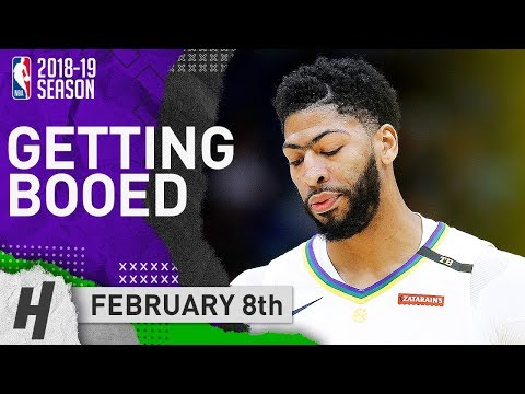 Anthony Davis RETURNS, Full Highlights Pelicans vs Timberwolves 2019.02.08 - 32 Pts, 9 Reb