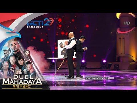 DUEL MAHADAYA - Master Deddy Bermain Menghafal Kata [12 Agustus 2018]