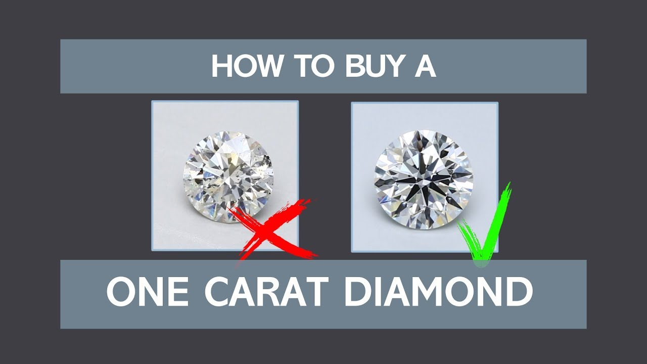 1 Carat Diamond Ring The Expert Buying Guide The Diamond Pro