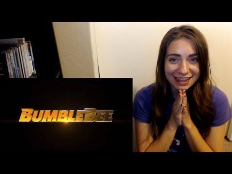 Bumblebee Official Trailer #1 Reaction