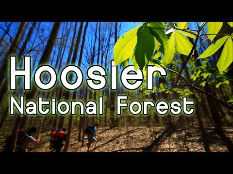 Hoosier National Forest | Best Indiana Hiking, Bushcraft, Backpacking, and Camping