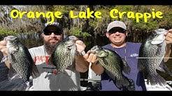 Crappie Fishing Florida's Orange Lake