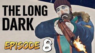 The Long Dark - ВСТРЕЧА С МЕДВЕДЕМ! #8