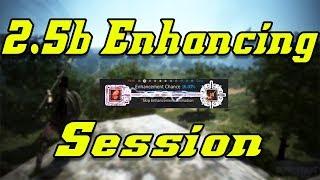 BDO - I lost 2b enhancing... [Enhancing Session Highlights]