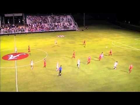 Goalkeeper Shelby Church-Alabama Soccer