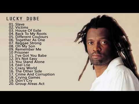 Best of lucky dube 2020 mix (DJ BLAZE) lucky dube