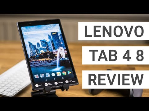 Lenovo Tab 4 8 Review - How Good Is This 130$ Tablet Really?