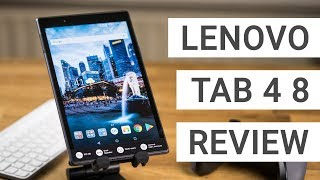 Lenovo Tab 4 8 Review - A Good Amazon Fire HD 8 Alternative?