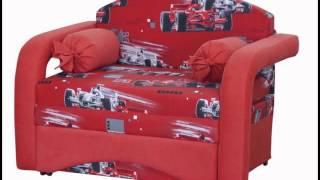 видео Детское кресло-кровать