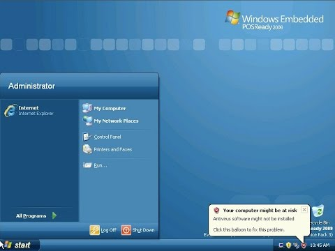 Como Instalar y traducir Windows Embedded POSReady 2009