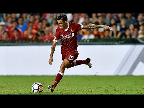 Highlights: Liverpool 2-1 Leicester | A Coutinho STUNNER and Salah scores again