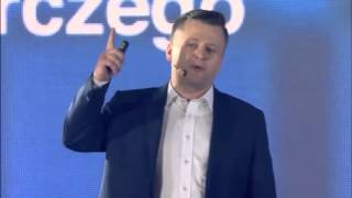 Mirosław Nowak wybory do Sejmu 2015 kandydat nr1 Nowoczesna Ryszarda Petru