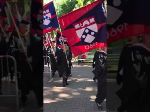 University of Pennsylvania - Commencement 2017