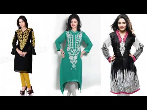 9eefb1567a1a Latest Cotton Casual Kurtis Pics