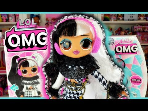 LOL Surprise OMG Fashion Doll Dollie Winter Disco Series