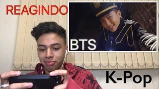 REAGINDO A K-POP BTS