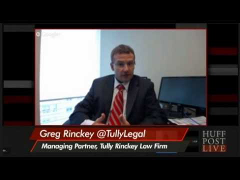 Managing Partner Greg T. Rinckey, Esq. discusses Sgt. Bowe Bergdahl with HuffPost Live
