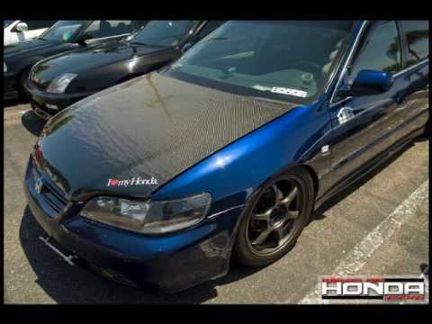 Jdm 4dr Accords Youtube