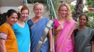 Can an American Girl Wear a Sari?