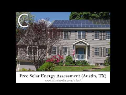 Free Solar Energy Assessment (Austin, TX)