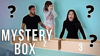MYSTERY BOX (CHOOSE YOUR FATE!)