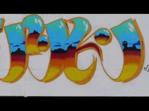 SECK - GRAFFITI COMPILATION 2016