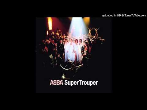 ABBA - Super Trouper (REMASTERED)