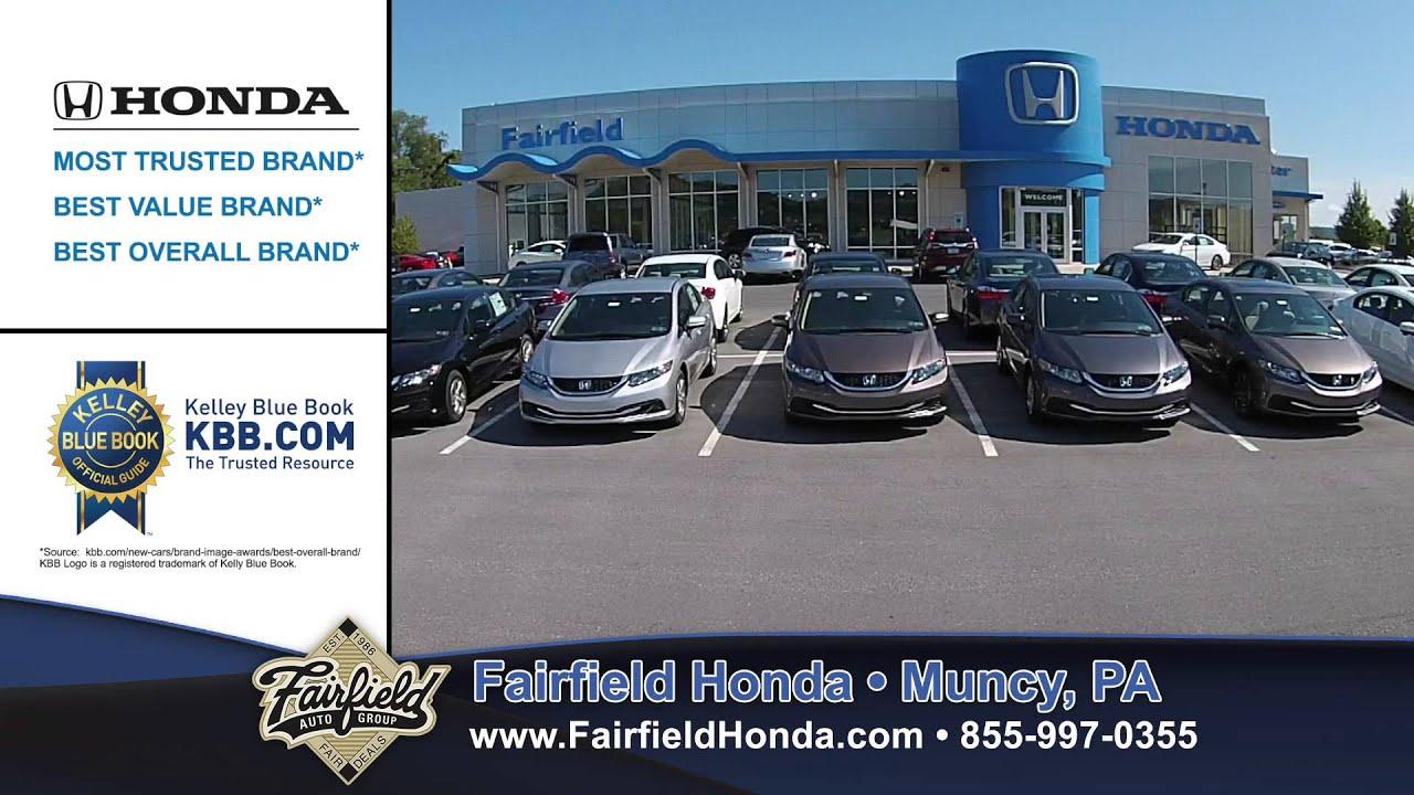 Good Certified Preowned Honda   Fairfield Honda, Muncy PA