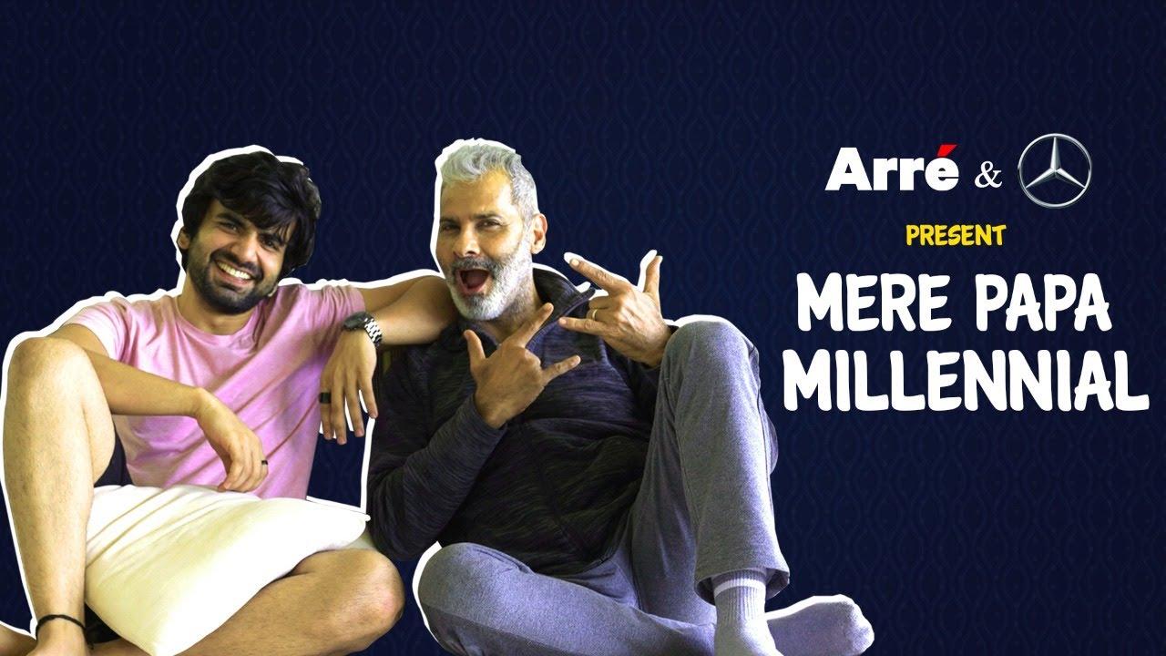Mere Papa Millennial | Father's Day Special ft Ayush Mehra & Karim Hajee