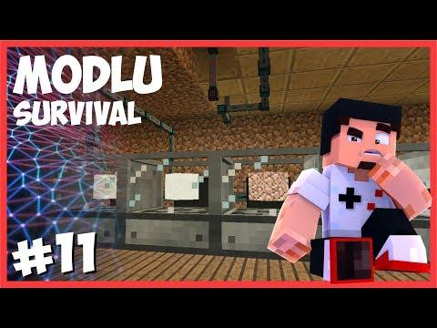 SINIRSIZ QUANTUM SANDIK SİSTEMİ - Minecraft Modlu Survival - #11